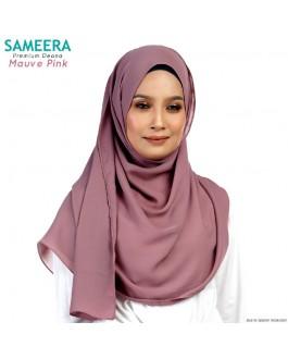 Sameera Premium Deana Shawl Mauve Pink