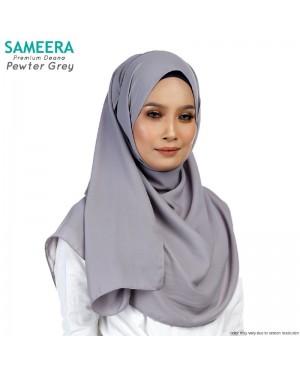 Sameera Premium Deana Pewter Grey