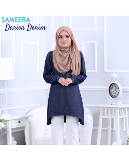 Sameera Darisa Denim Blue