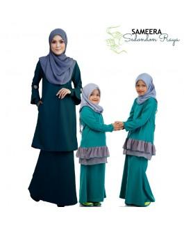 Sameera Princess Skirt Turquoise