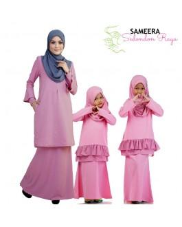 Sameera Princess Skirt Pink