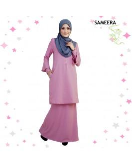 El Jannah Baju Kurung Pink