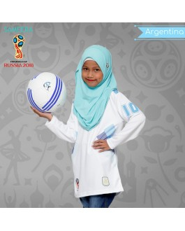 Sameera World Cup Argintina Girl