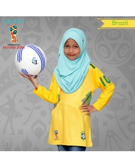 Sameera World Cup Brazil Girl