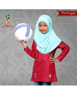 Sameera World Cup Portugal Girl