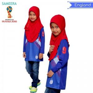 Sameera Jersey England Girl