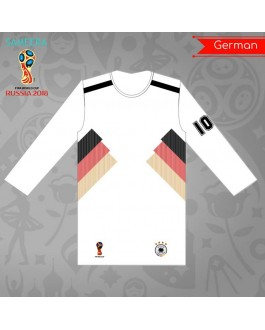 Sameera Jersey German Girl