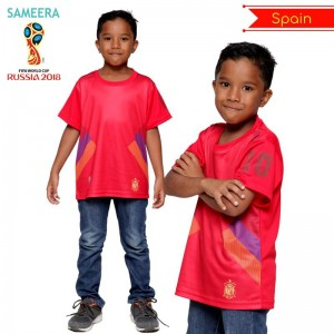 Sameera World Cup Spain Boy