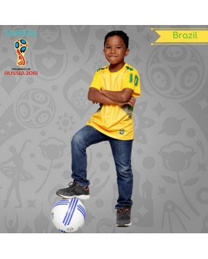 Sameera World Cup Brazil Boy