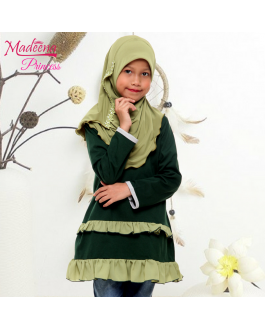 Madeena Kids MC0083C Emerald Green