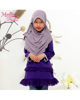 Madeena Kids MC0083A Cadbury Purple