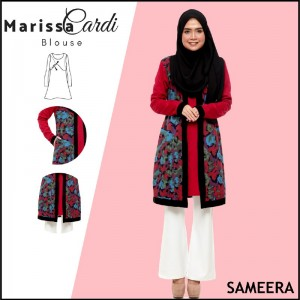 Sameera MarissaCardi Marron