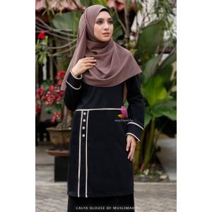 Muslimah4u Calya Blouse Black