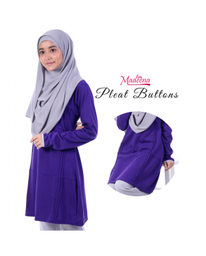 Madeena MED0084D Cadbury Purple