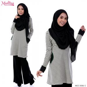 Madeena MED0086C Stripes