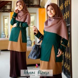Muslimah4u Tihani Emerald Green