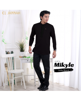 Kurta MEN MIKYLE Jade Black