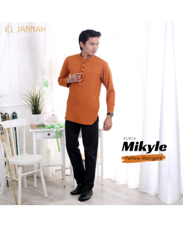 Kurta MEN MIKYLE Yellow Marigold