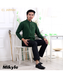 Kurta MEN MIKYLE Hunter Green