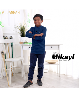 Kurta BOY MIKYLE Denim Blue