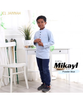 Kurta BOY MIKYLE Powder Blue