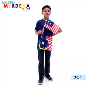 Sameera Jersey MERDEKA 2019 Boy