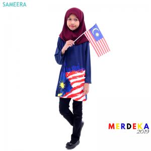 Sameera Jersey MERDEKA 2019 Girl