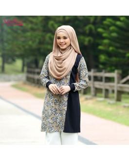 Baju Muslimah MED0091 Beige
