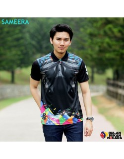 Sameera Jersey BSN 2019 Men Collar 2.0