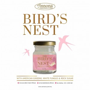 Halal BIRD'S NEST by Annona