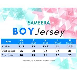 Jersey Sublimation 4 Musim BOY