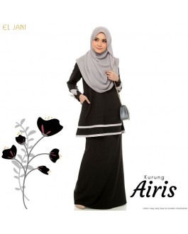 Kurung Briedsmaid AIRIS Black