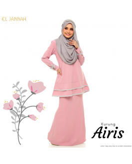 Kurung Briedsmaid AIRIS Dusty Pink