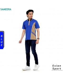 Polo Shirt EVIAN SPORT MEN (Blue)