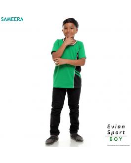 Boy Tshirt EVIAN SPORT (Green)
