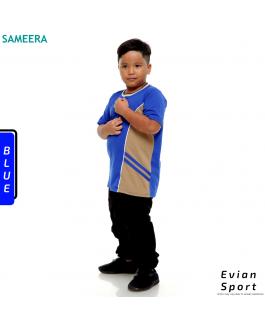 Boy Tshirt EVIAN SPORT (Blue)