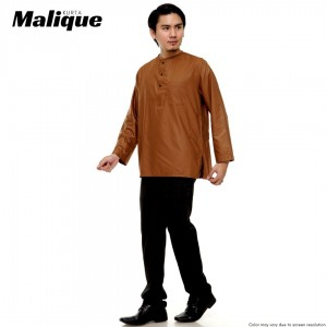 Kurta MEN MALIQUE Brown