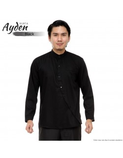 Kurta MEN AYDEN Black