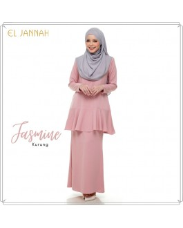 JASMINE Kurung Rose Gold