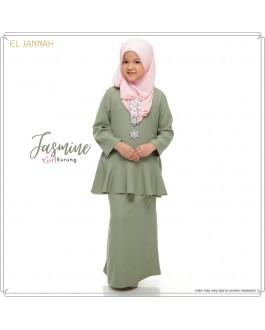 Kurung Girl JASMINE Mint Green