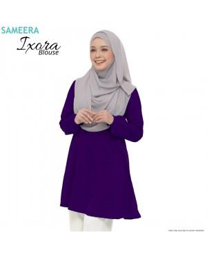 Blouse Muslimah IXORA Purple