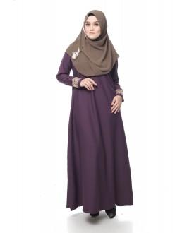 El Jannah Maryam Purple