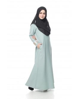 El Jannah Maryam Mint Green