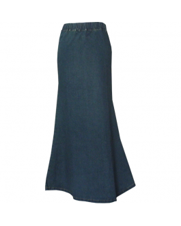 Skirt Denim SD0022B(Blue)