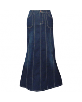 Skirt Denim SD0021(Blue)