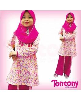 Baju Kurung Tontony TTK02A