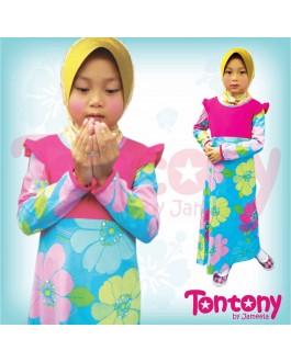 Jubah Kids Tontony TTJ05A
