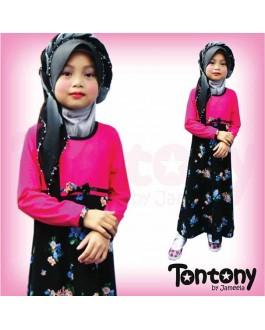Jubah Kids Tontony TTJ05B