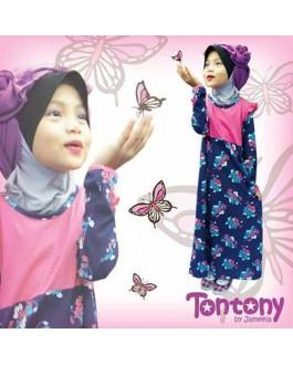 Jubah Kids Tontony TTJ05C