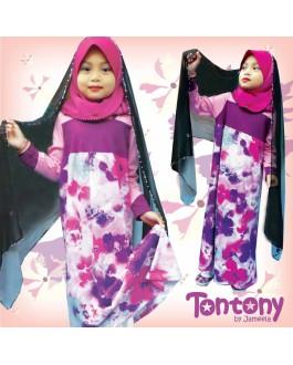 Jubah Kids Tontony TTJ08A